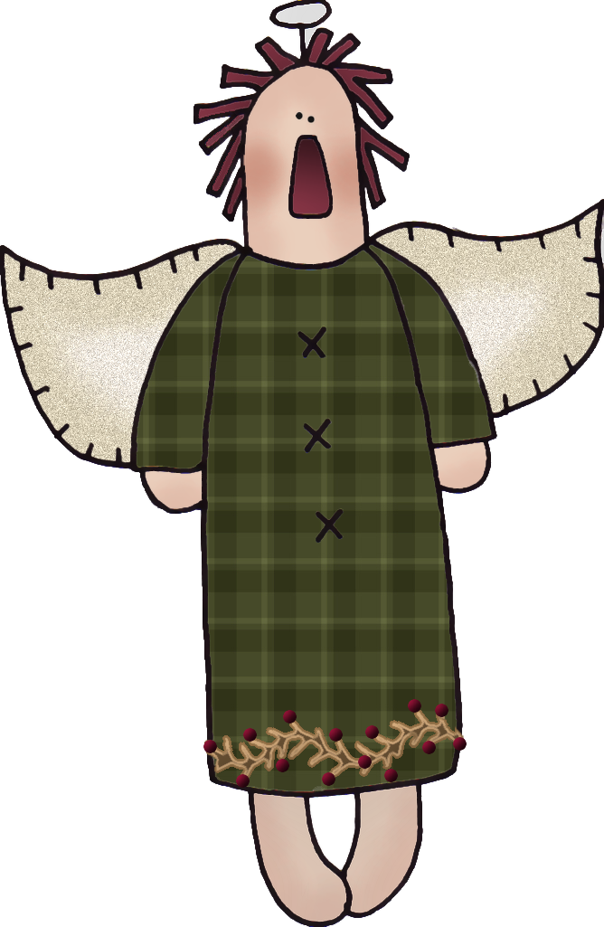 Free raggedy angel graphic. Winter clipart country