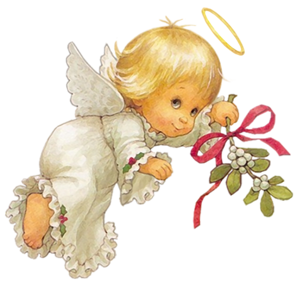 Heaven clipart angels background hd. Cute christmas angel free