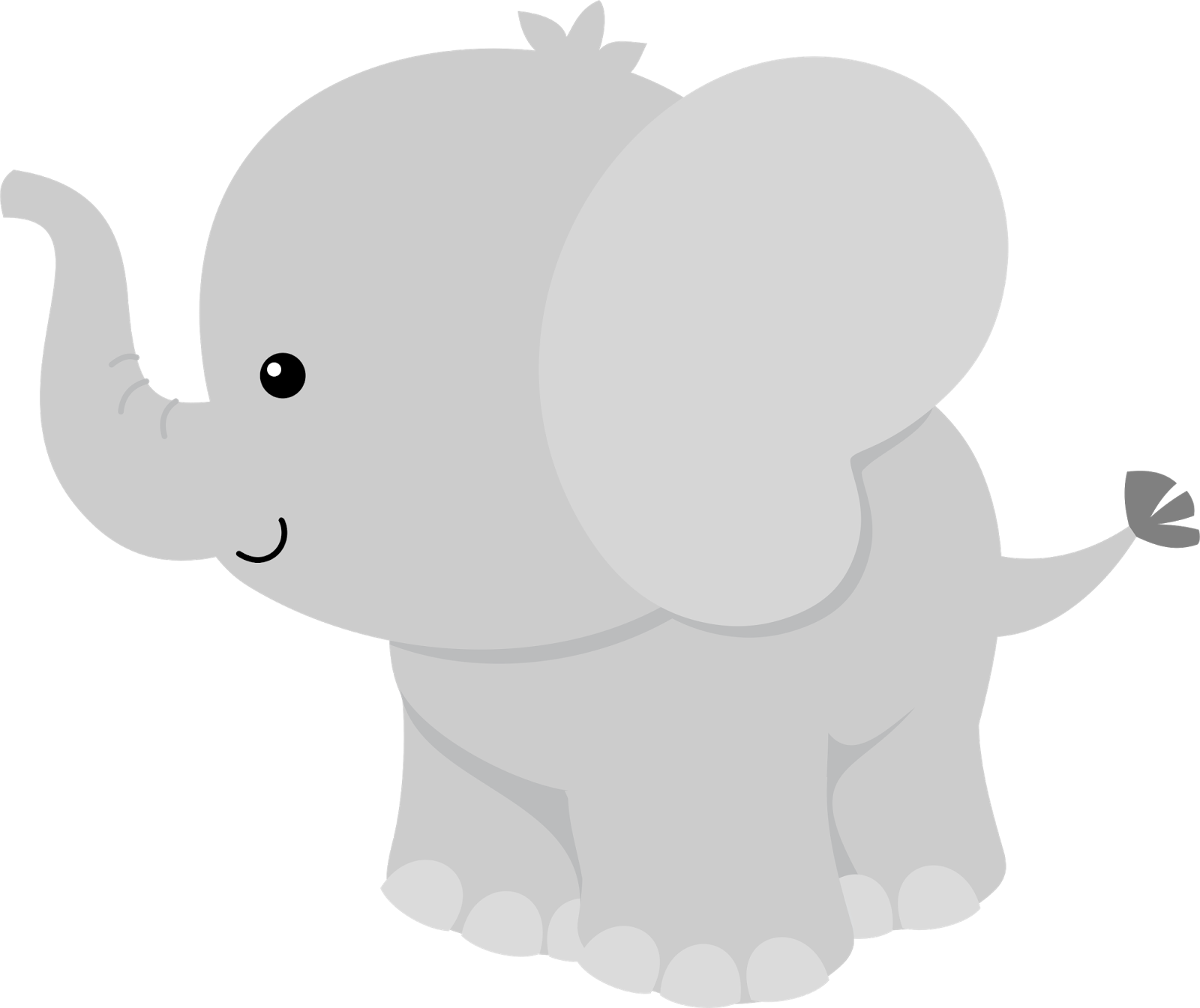 Jungle baby png p. Horn clipart elephant