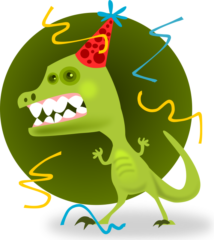 Horn clipart celebration. Free party graphics of