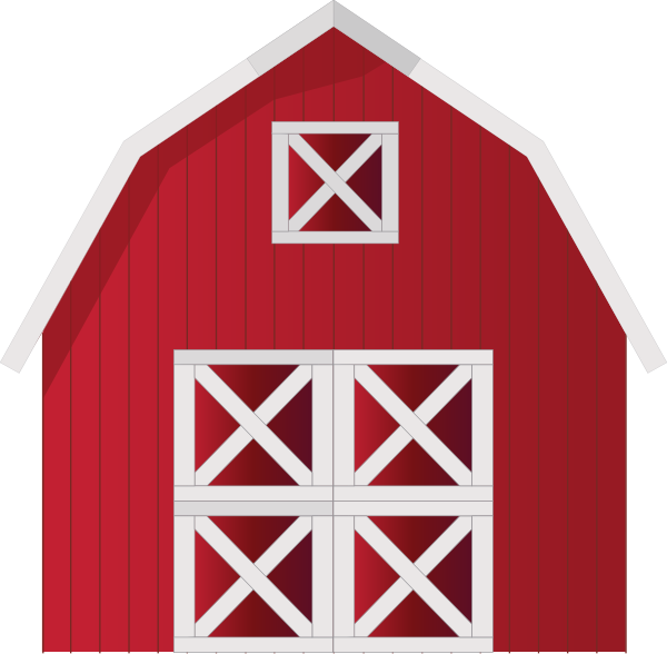 Barn clipart printable. Barnyard free hanslodge cliparts