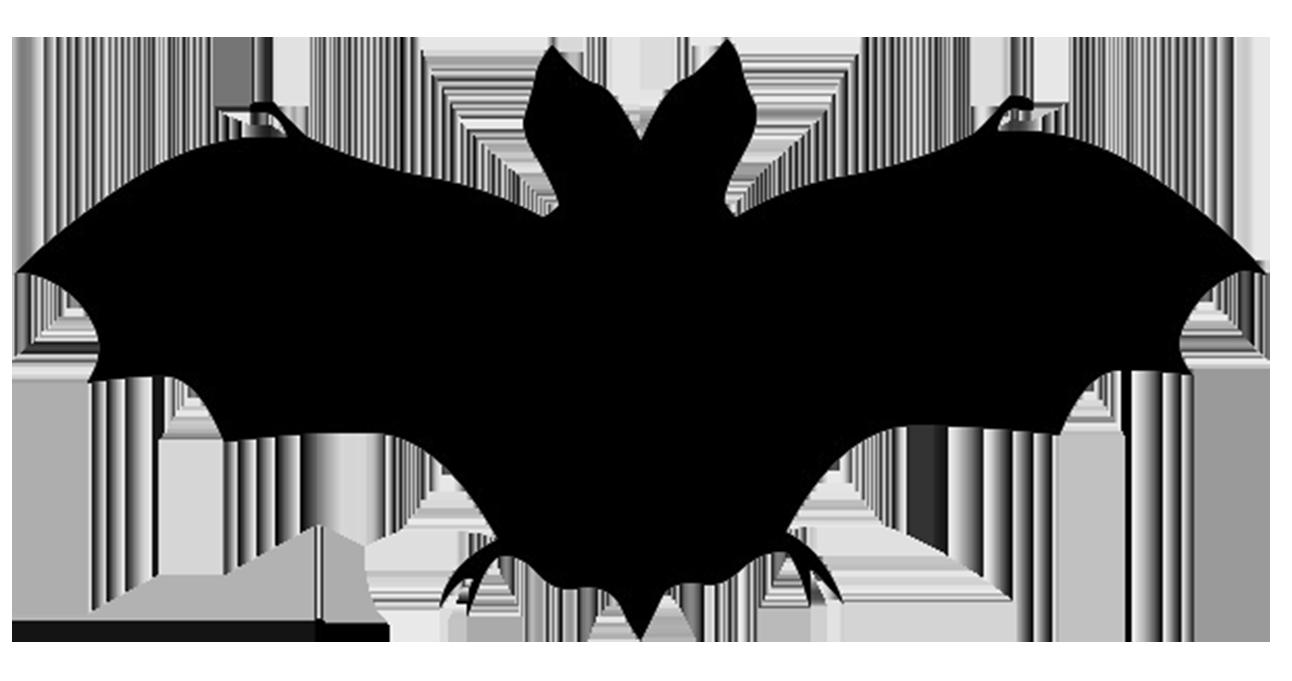 Hedgehog clipart silhouette. Bat at getdrawings com