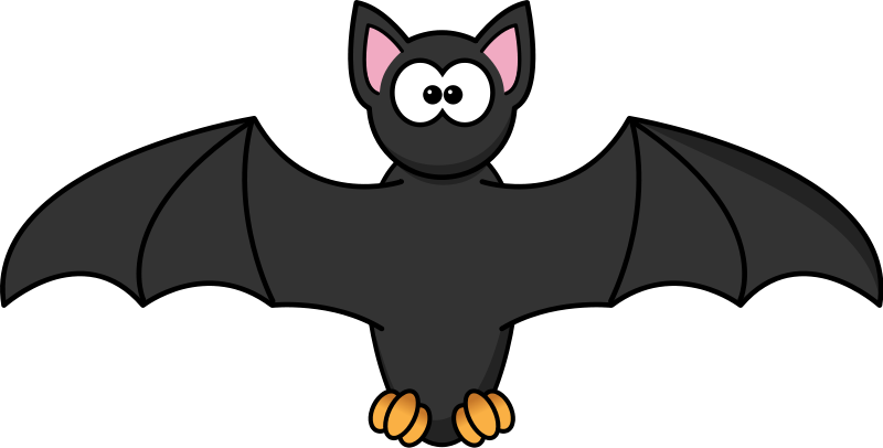 Clipart animals bat. Learn about nature free