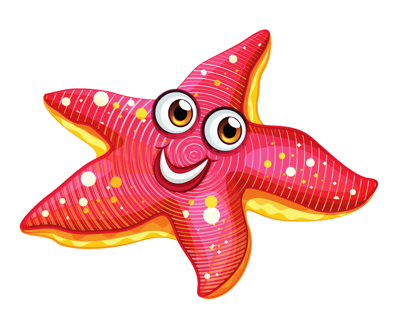Starfish clipart ocean life, Starfish ocean life ...