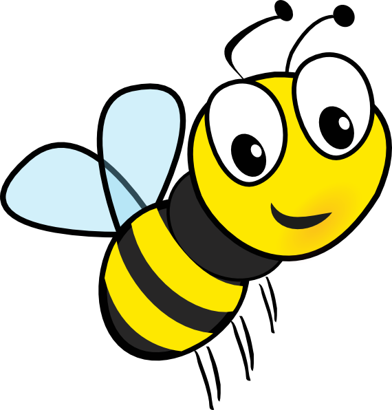 Kindergarten and mooneyisms the. Number 4 clipart bee