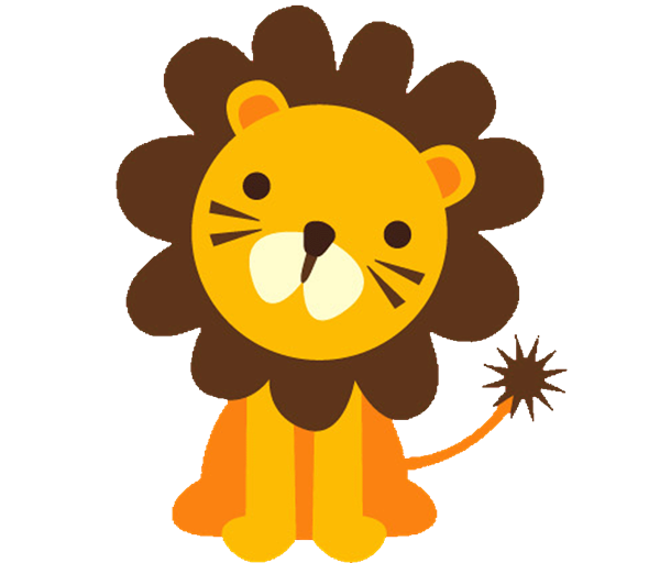 Lion clipart african lion.  collection of baby