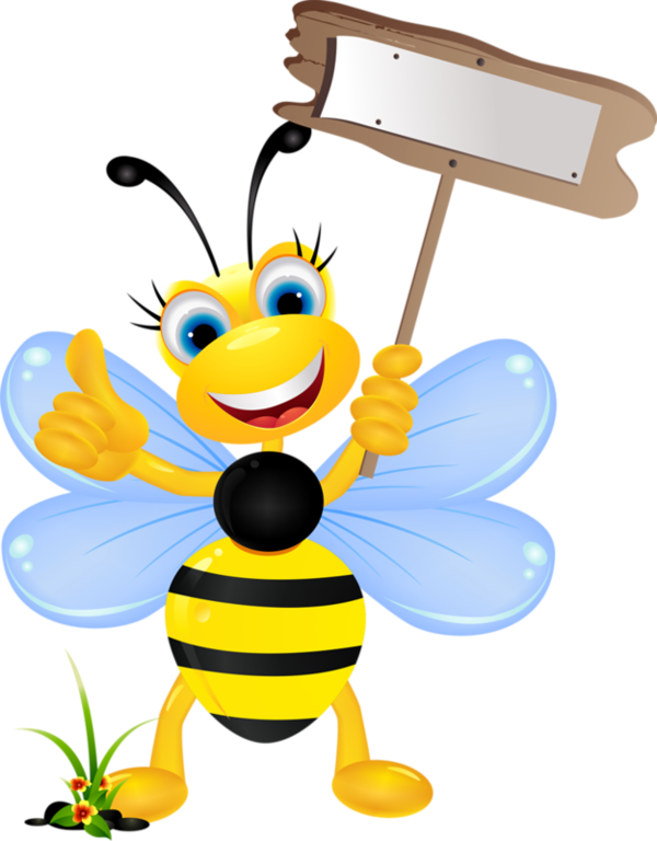 Abeilles abeja abelha png. Poetry clipart rock