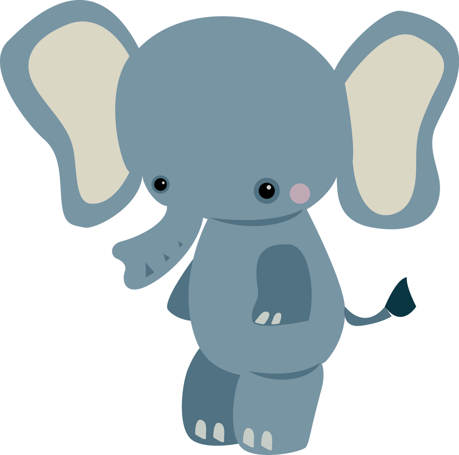 collection of baby. Kind clipart free printable animal