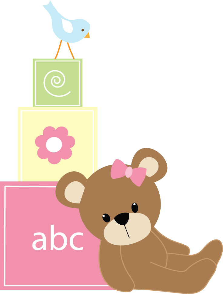 Clipart tree baby shower. Beb menino e menina