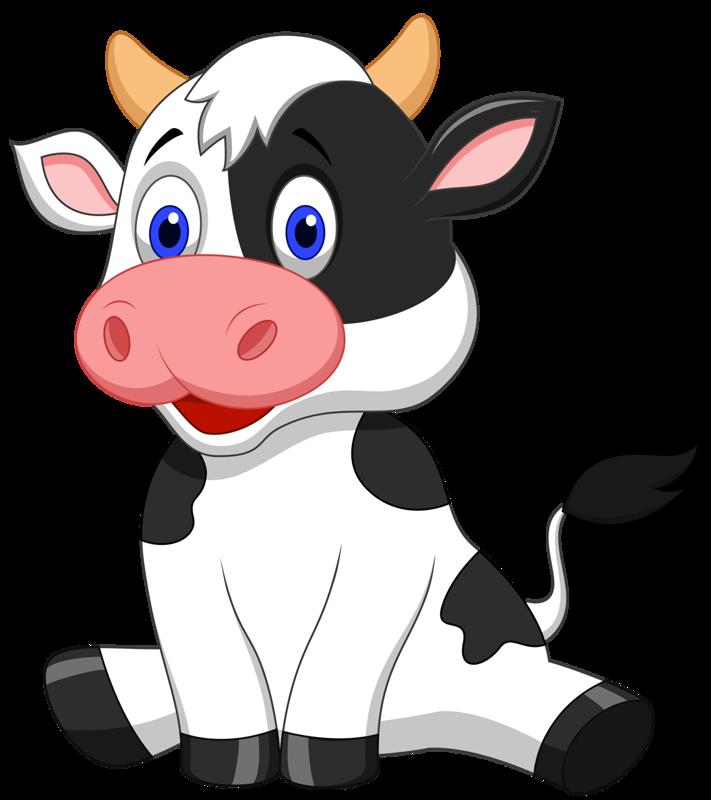 Image du blog zezete. Cows clipart nose