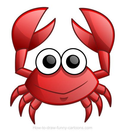 Crab clipart starfish. Cute hermit free images