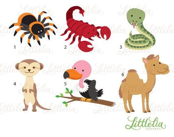 . Desert clipart desert animal