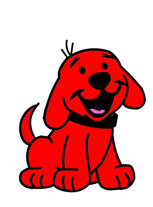 Clifford puppy days livedash. Pet clipart alien