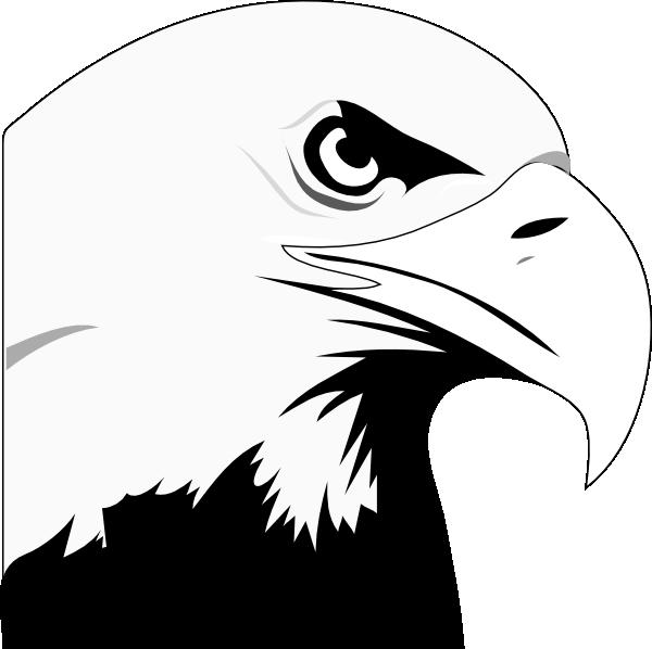 Clip art at clker. Eagle clipart easy