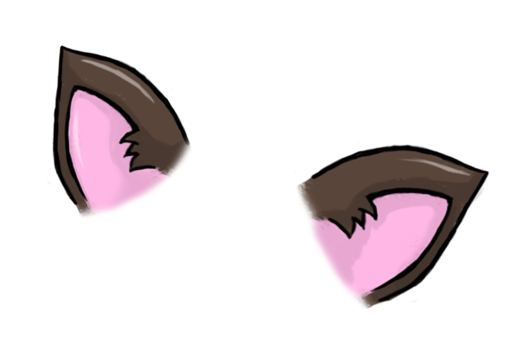 collection of animal. Clipart puppy ear