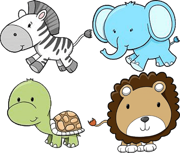 Farm animals at getdrawings. Clipart mom baby animal