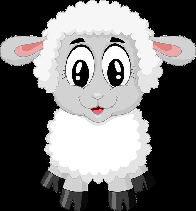 Eyes clipart sheep. Free image on pixabay