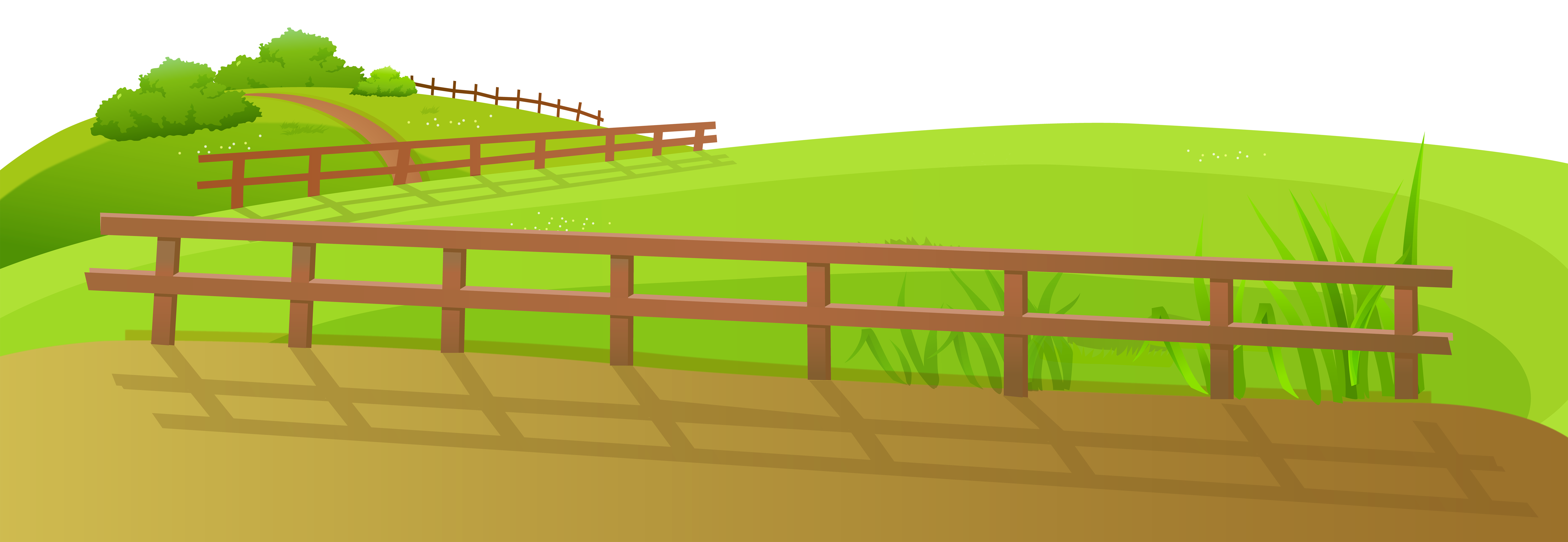 Ground with fence png. Clipart grass zoo