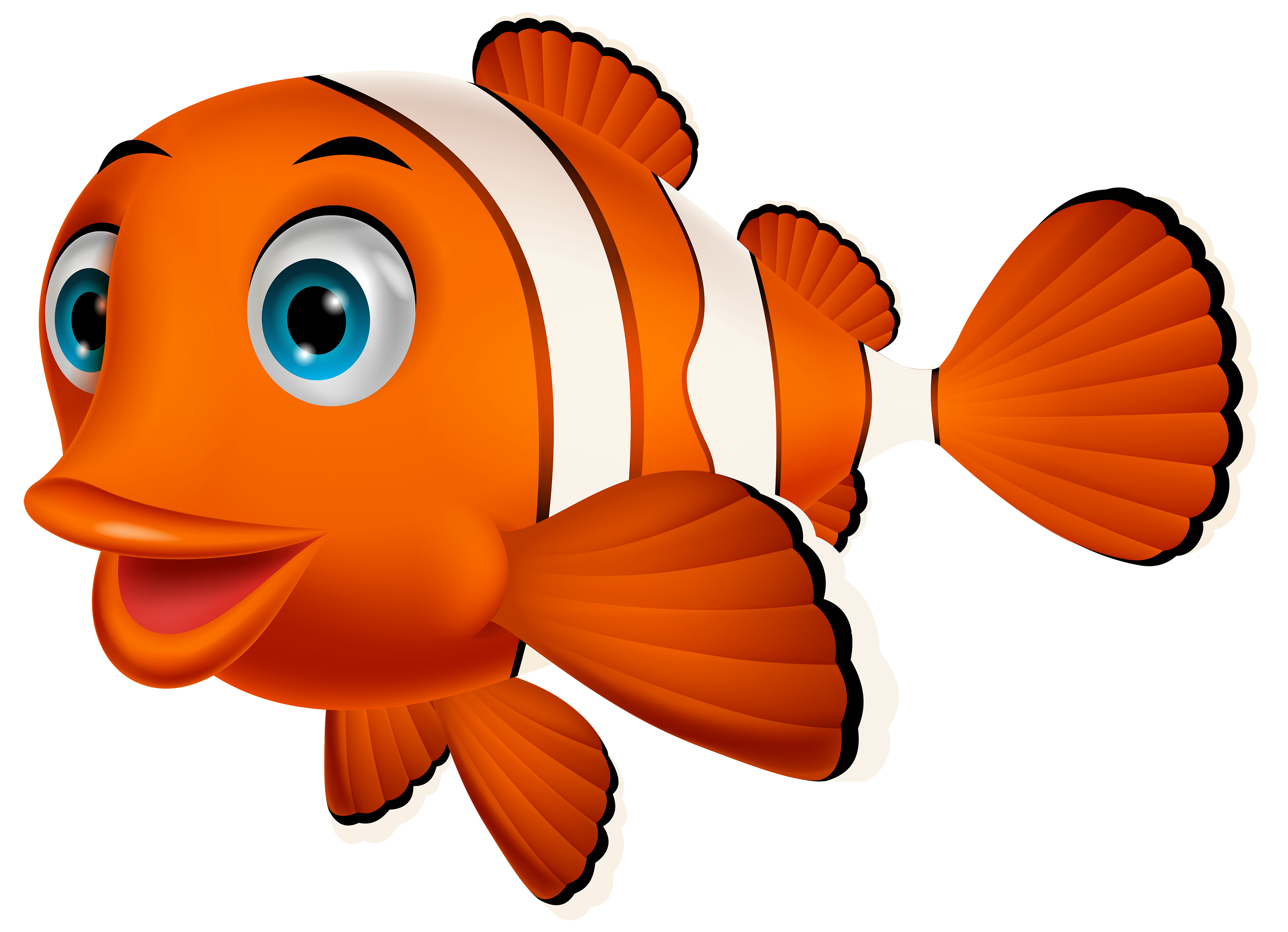 Fish images free clip. Lips clipart clown