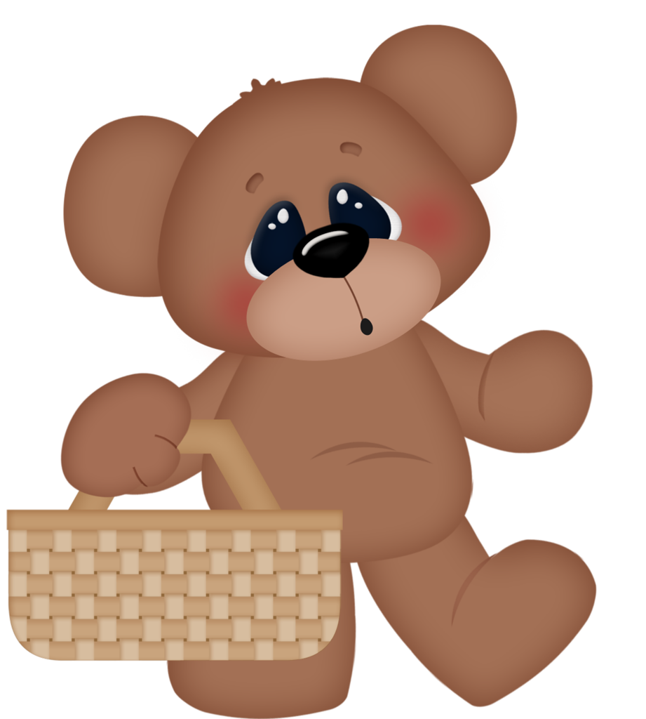 Clipart food picnic. Teddy bear png pinterest