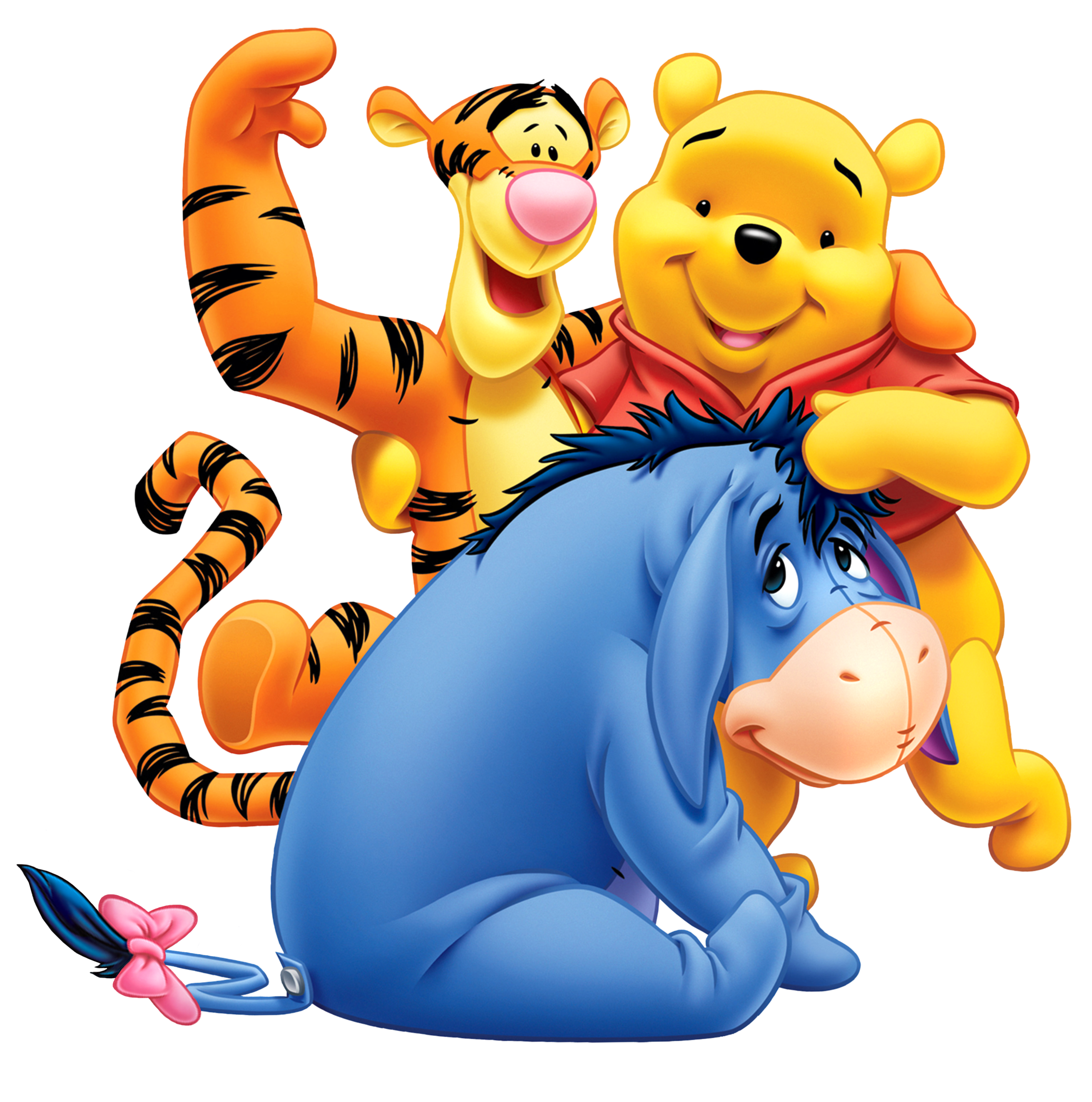 Winnie the pooh eeyore. Clipart definition figure