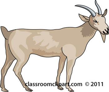Goat clipart goat farming. Free download clip art