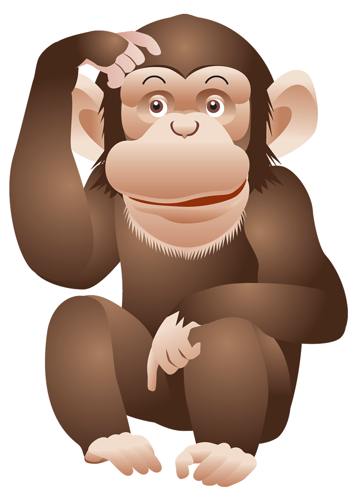 Monkey png image gallery. Monkeys clipart transparent background
