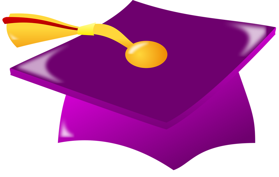 Free stock photo illustration. Graduation clipart picnic