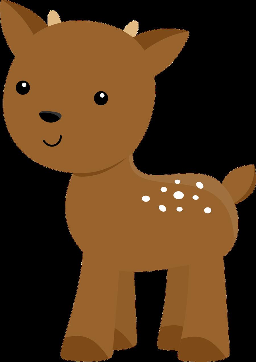 Picnic clipart forest. Deer clip art animals