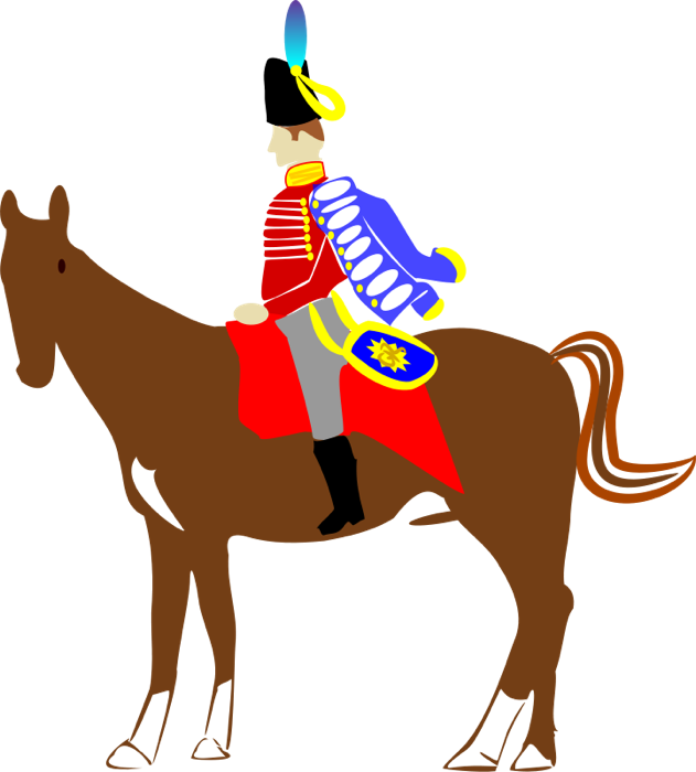 Clipart dogs horse. Free graphics of horses