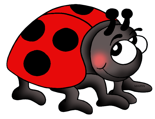 Animals clip art by. Ladybugs clipart red animal