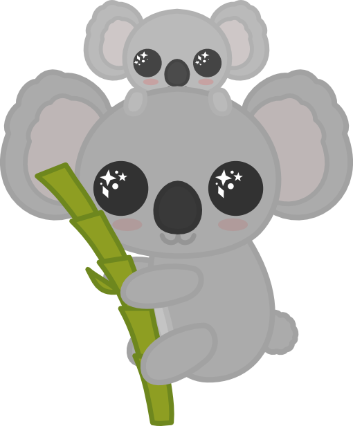 Koala Clipart Transparent Tumblr Koala Transparent Tumblr