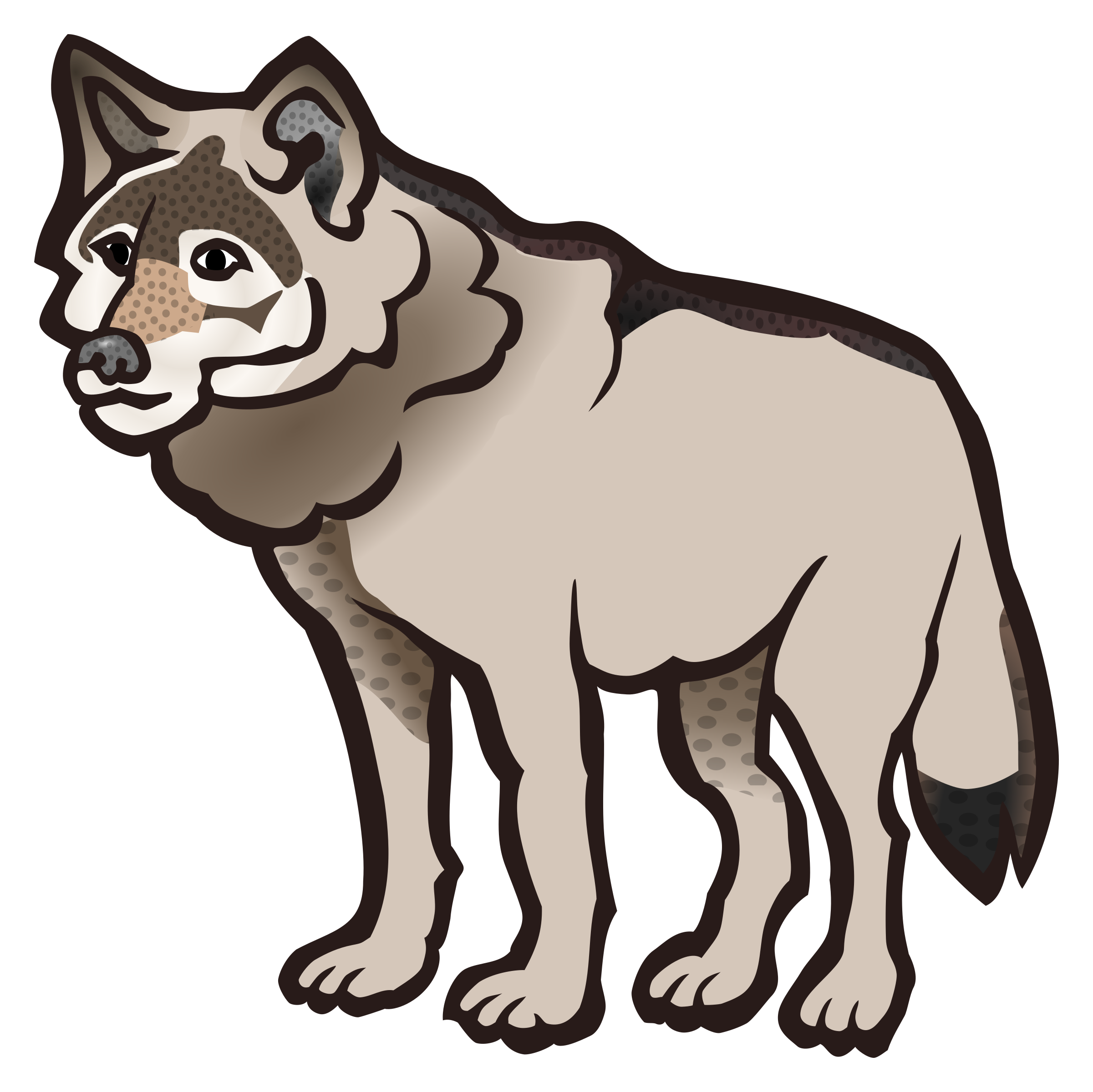 Lobo free collection download. Wolf clipart svg