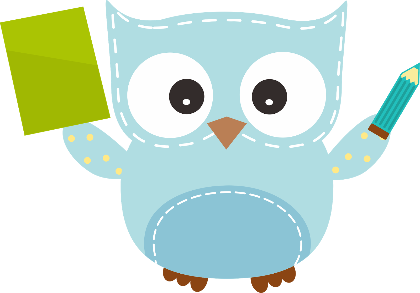 Wing clipart owl. Math kid png manualidades