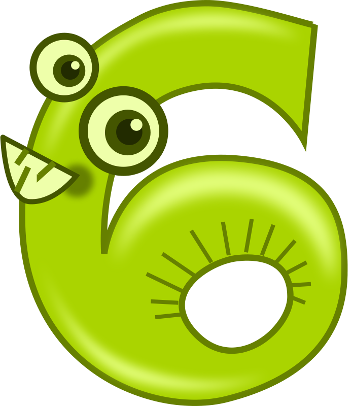 Number 2 clipart grade. Animals by kablam clip