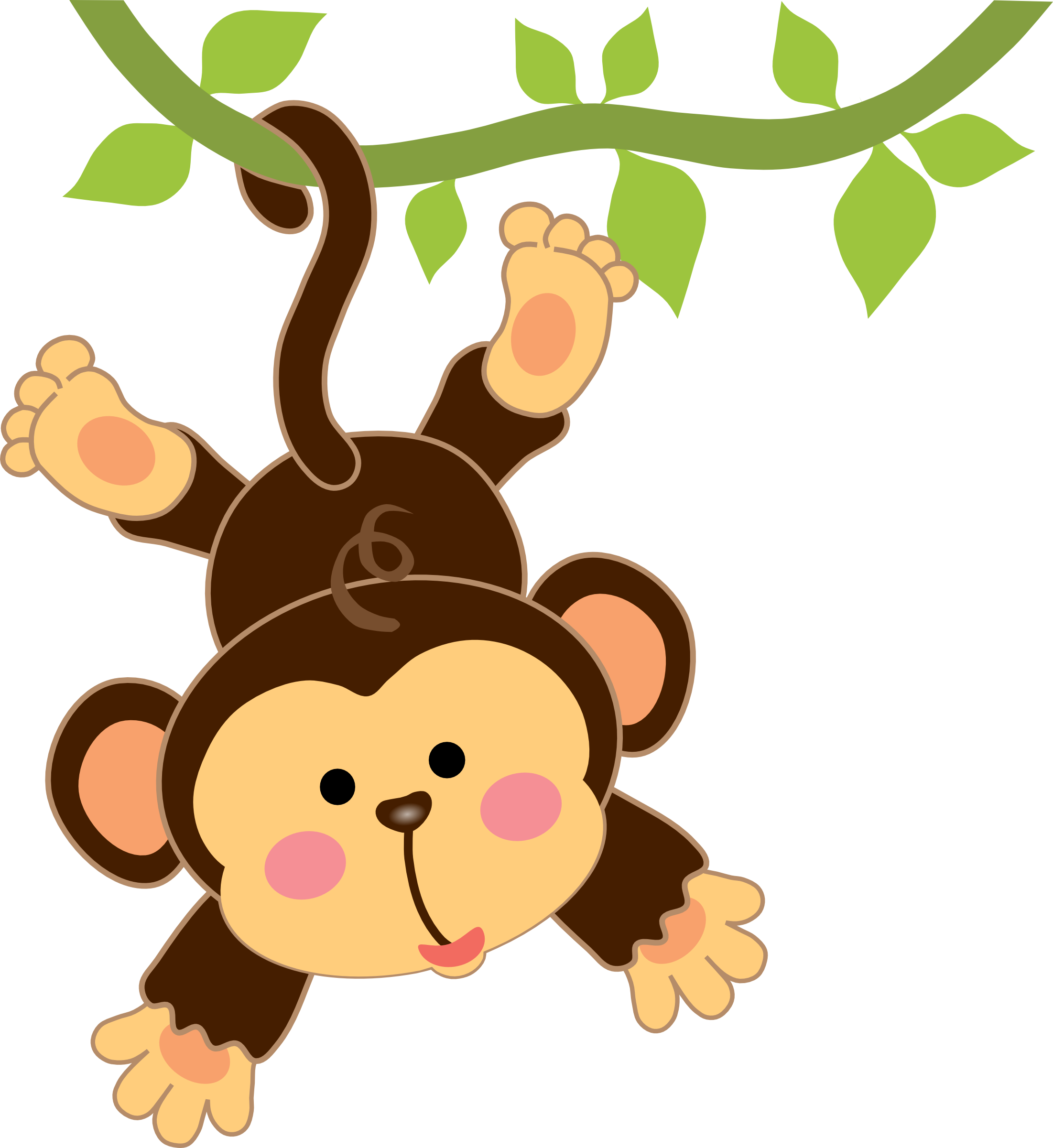 Tree clipart monkey. Photo by daniellemoraesfalcao minus