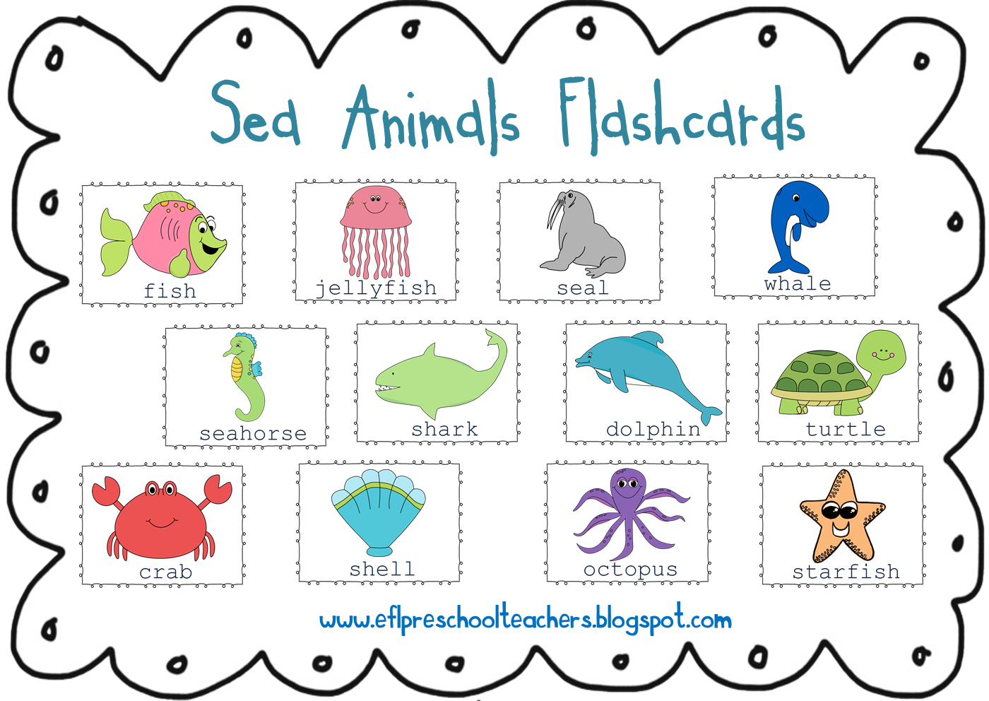 Name clipart water.  collection of animals