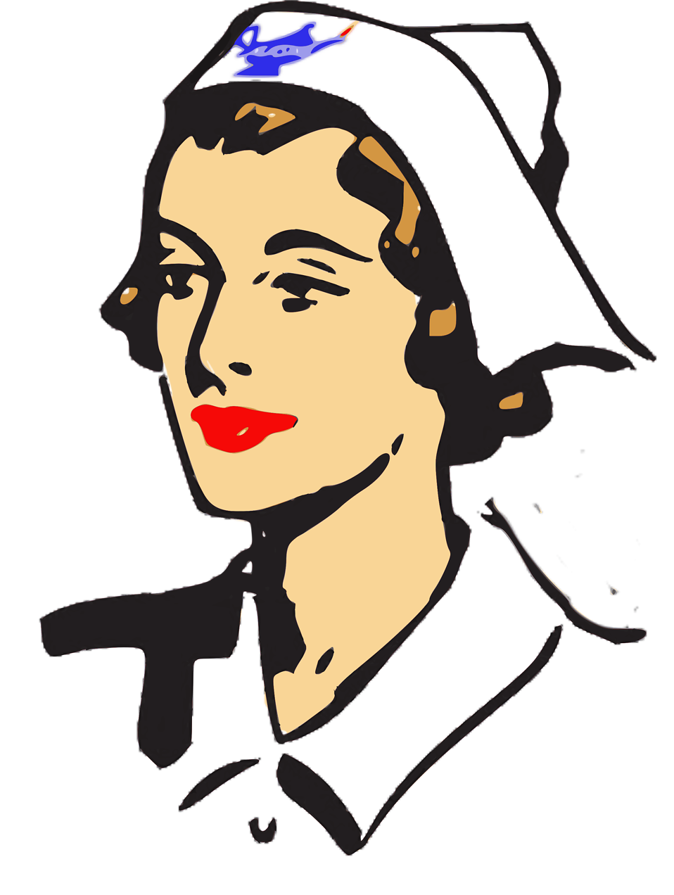 Nurse free stock photo. Nursing clipart woman doctor