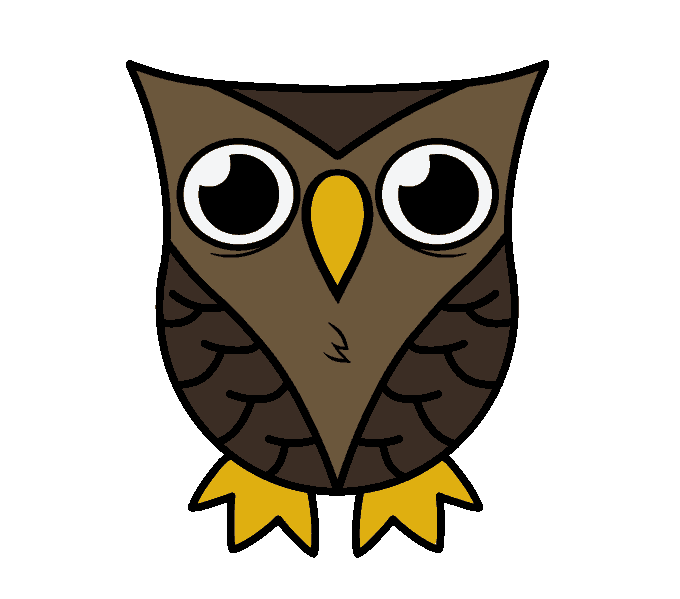 Clipart football owl. Drawing easy at getdrawings