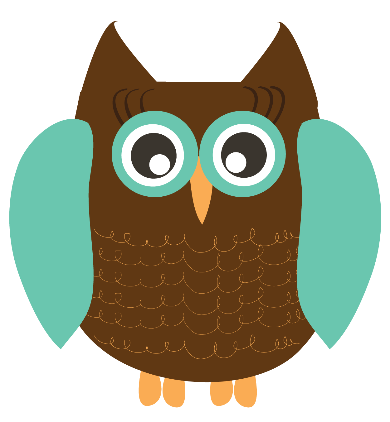 Thanks clipart owl. Free clip art animals