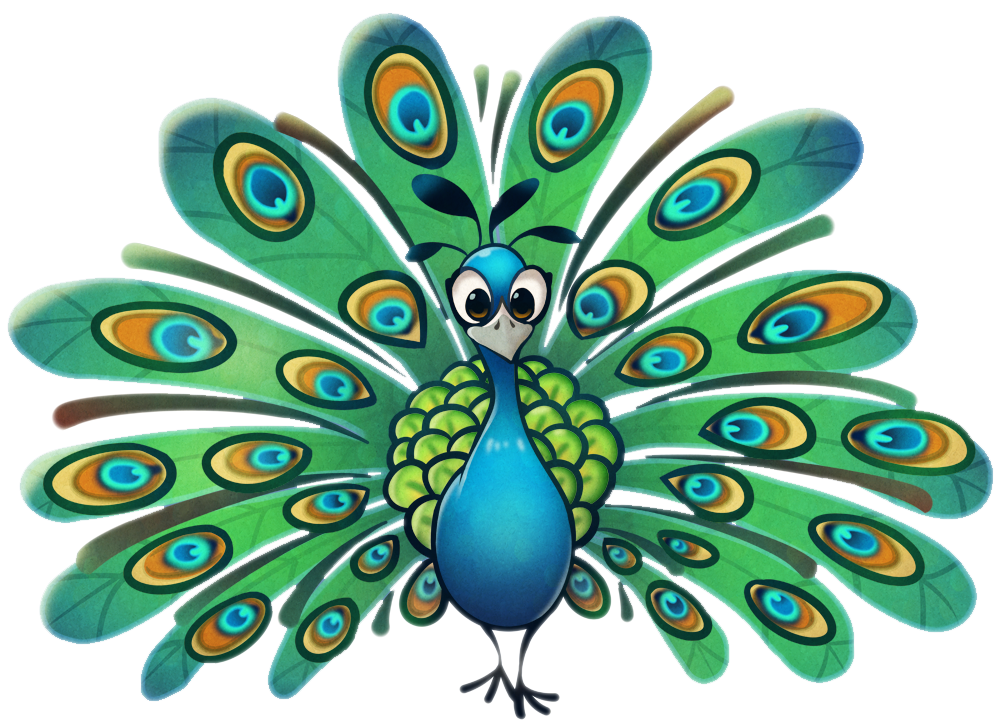 Pictures by kukon on. Wing clipart peacock