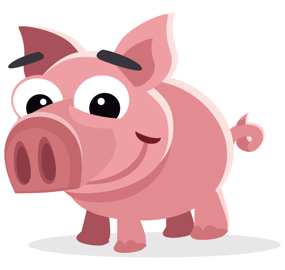 Free to use clipartix. Monkey clipart pig
