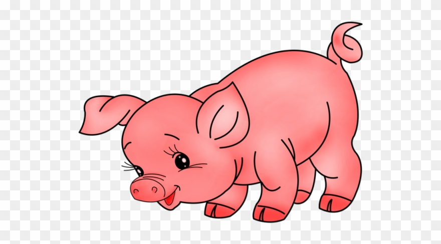 And piglet png . Pig clipart farm animal