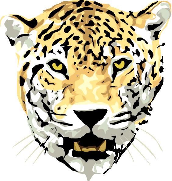 Free. Clipart face leopard