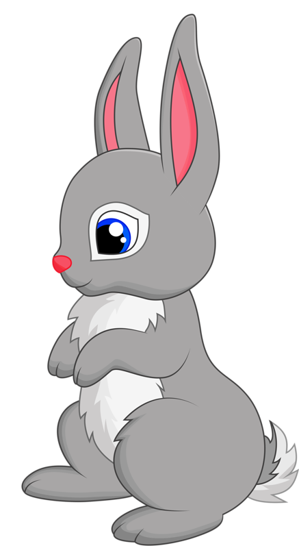 png pinterest clip. Clipart bunny forest
