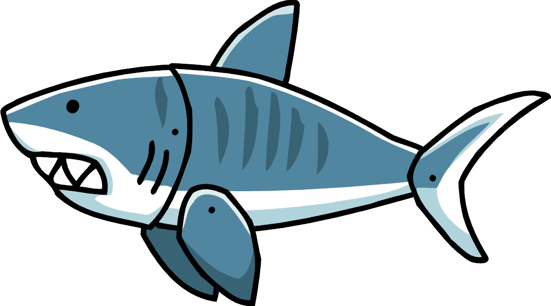 Clipart shark megalodon shark. Thresher silhouette at getdrawings