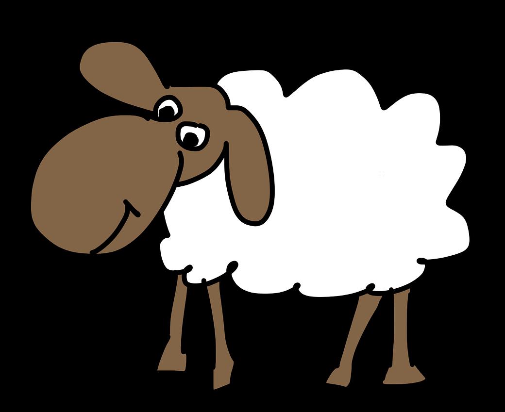 Lamb clipart female sheep. Image clipartix