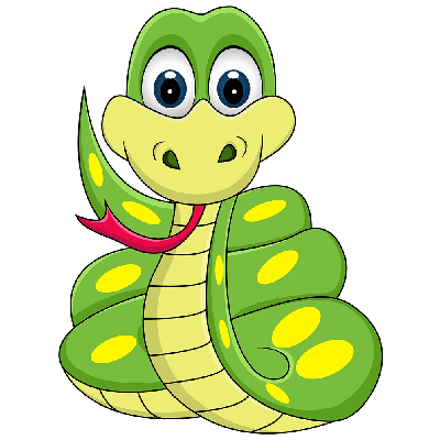 Snake clipart jungle animal. Snakeclipart clip art animals