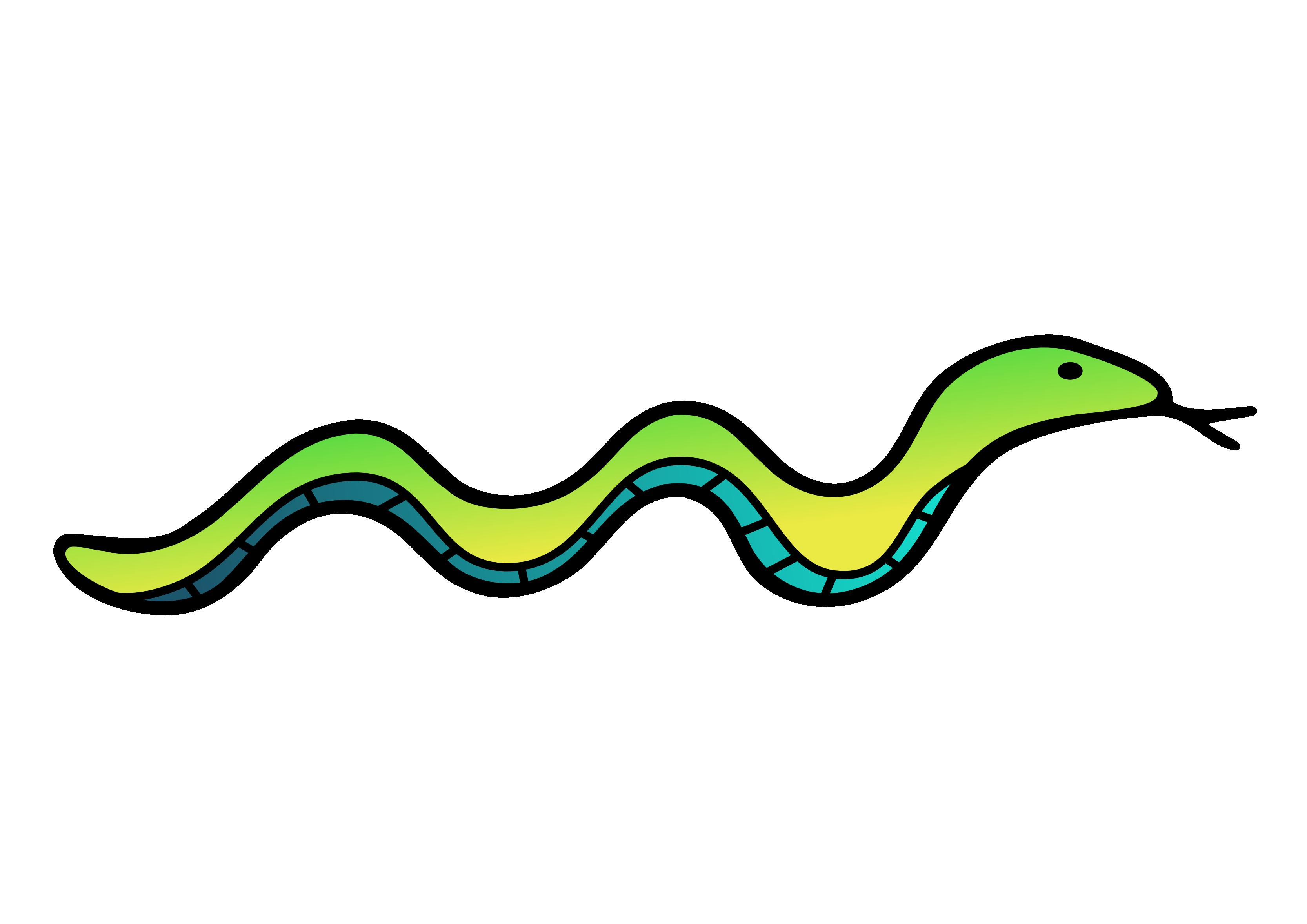 Clip art animation panda. Worm clipart cute snake
