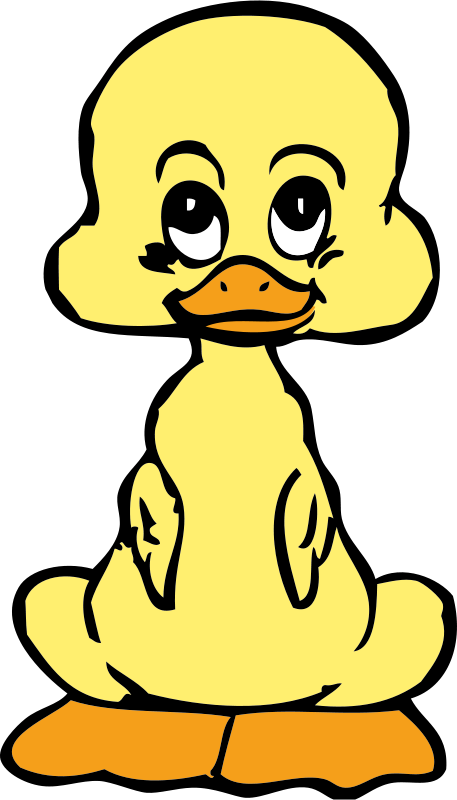 Ducks clipart little duck. Free baby psd files